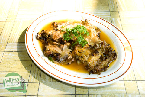 Ayam Pecak Pondok Lauk