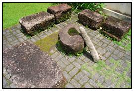 Mbah Lumpang Kentheng candi klero tengaran